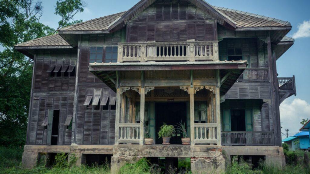 McKamey Manor - Американский дом с привидениями