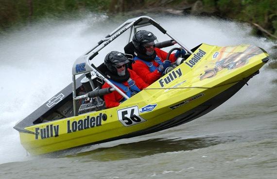 Гонки на скоростных водомётных лодках (Джетспринтинг, Jet-boating)