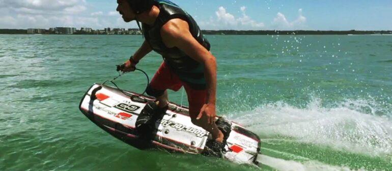 Джет сёрфинг (Jet surfing)