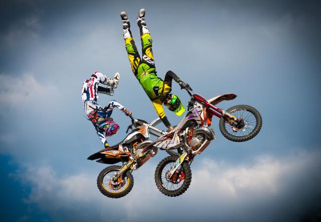 Мотоциклетные виды экстремального спорта