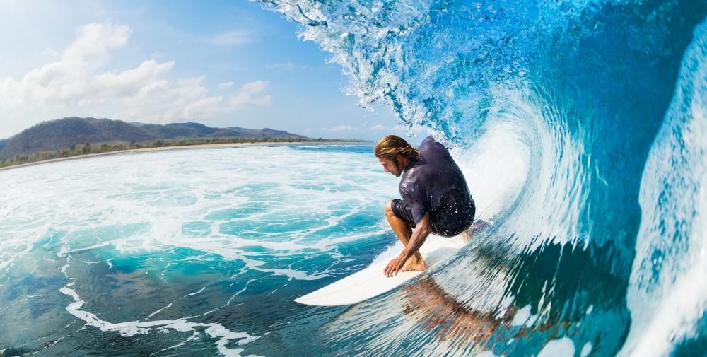 Водные виды экстремального спорта