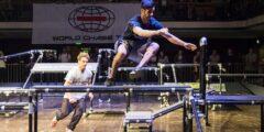 Спортивные догонялки или чемпионат по салкам