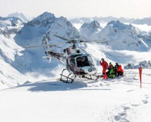 Хели-ски (хелиски, хелискинг, heliskiing)