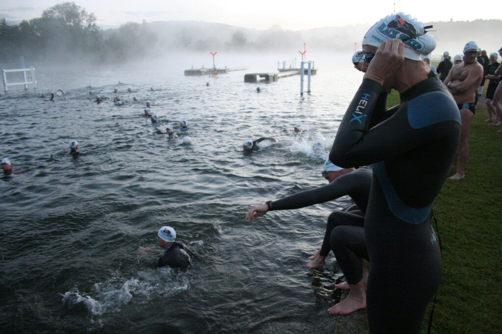 Плавание на длинные дистанции (Long-distance swimming)