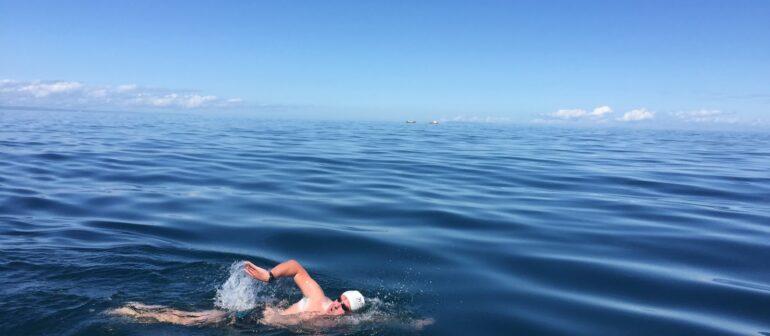 Плавание в открытой воде (Open water swimming)