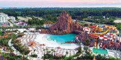 5 аквапарков, которые запомнятся надолго