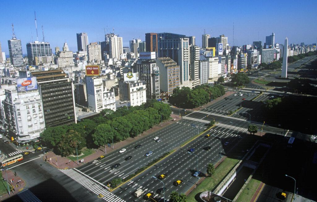 Столица Аргентины – Буэнос-Айрес