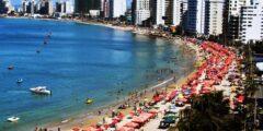 Салинас – знаменитый курорт Эквадора.