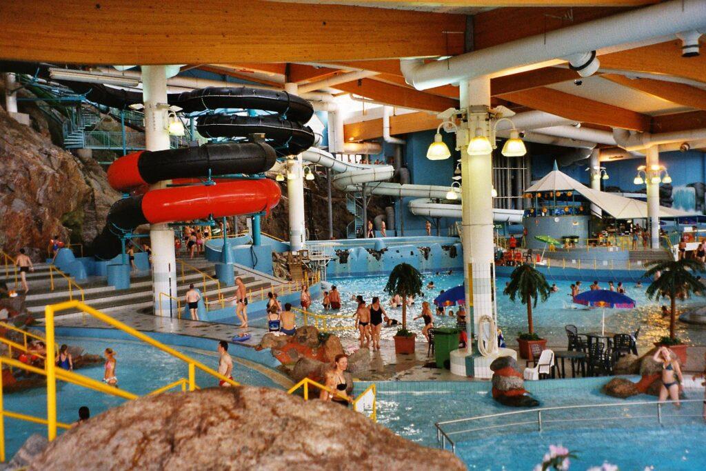 Лучшие аквапарки мира — нет привычки скучать