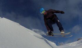 Сноускейтинг (Snowskating)