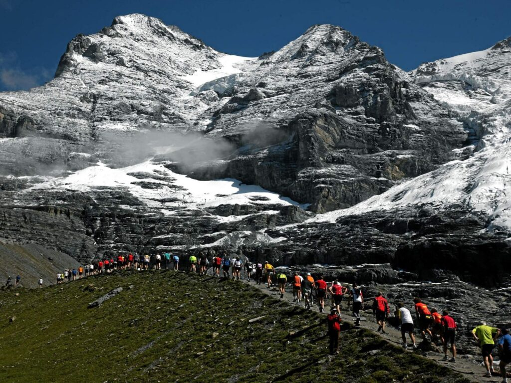 Юнгфрау марафон (Jungfrau Marathon)
