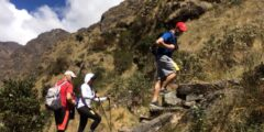 Марафон по тропе инков (Inca Trail Marathon)