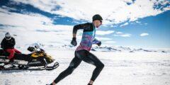 Марафон в ледяной пустыне Антарктиды (antarctic ice marathon)