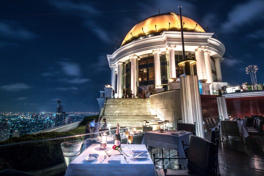 10 самых экстремальных ресторанов мира