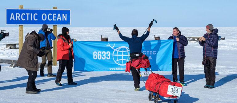 6633 Ultra – самый северный ультрамарафон в мире
