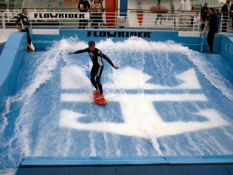 Флорайдинг (Flowriding)