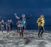 «Вальхаллы» 100-мильный зимний забег (Valhalla race 100 miles)