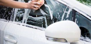Кар-вошинг (car washing) – вид экстремального развлечения