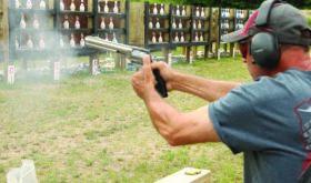 Стрельба по кеглям