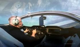 Летающий автомобиль AirCar в Словакии