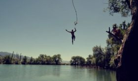 Прыжки с тарзанки