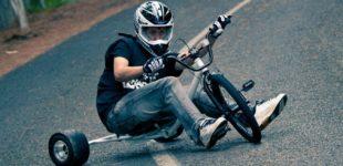 Дрифт-трайкинг (Drift-triking)
