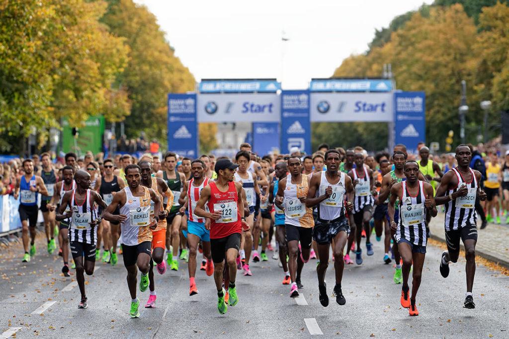 Берлинский марафон (BMW Berlin Marathon)