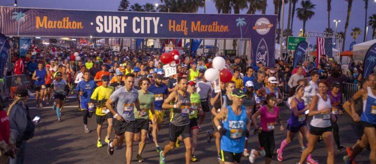 Серф-Сити Марафон (Surf City Marathon)