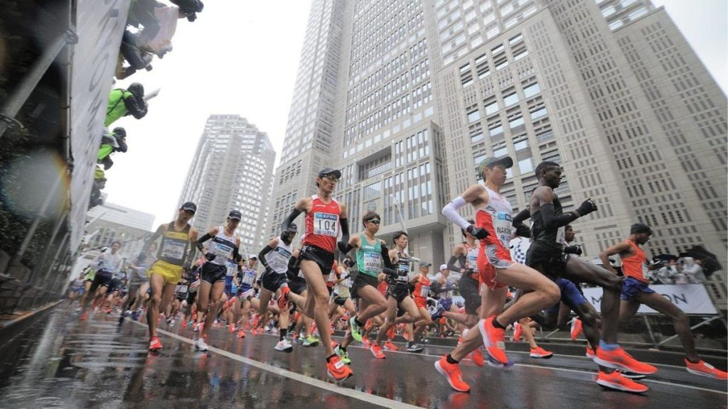 Токийский марафон (Tokyo Marathon)