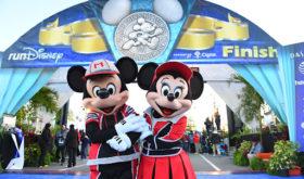 Уолт Дисней марафон (Walt Disney World Marathon)