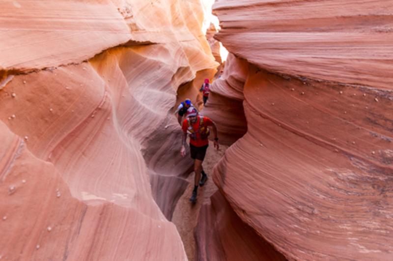 """Ультрамарафон """"Каньон Антилопы"""" (Antelope Canyon Ultra-Marathon)"""