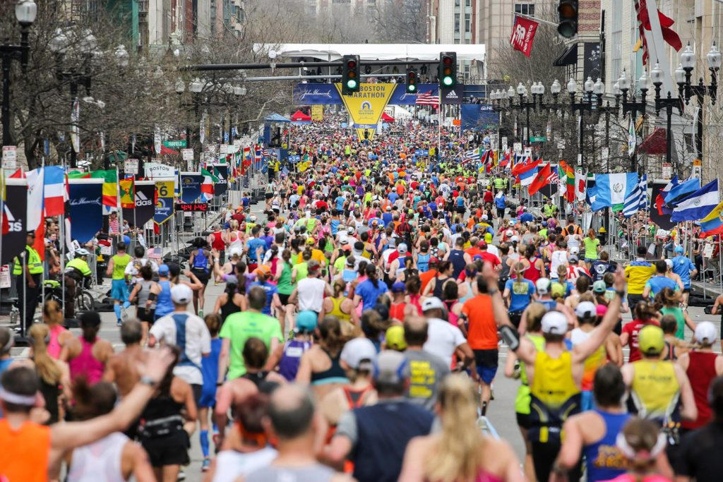 Бостонский марафон (Boston Marathon)