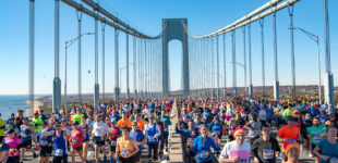 Нью-Йорский марафон (New York City Marathon)